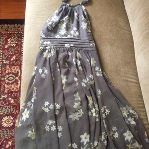 Vince Camuto floral dress.